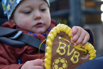 Bilderstrecke: BVB Kids Club Tag 2015
