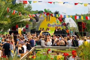 Juicy Beats 2016 - Samstag