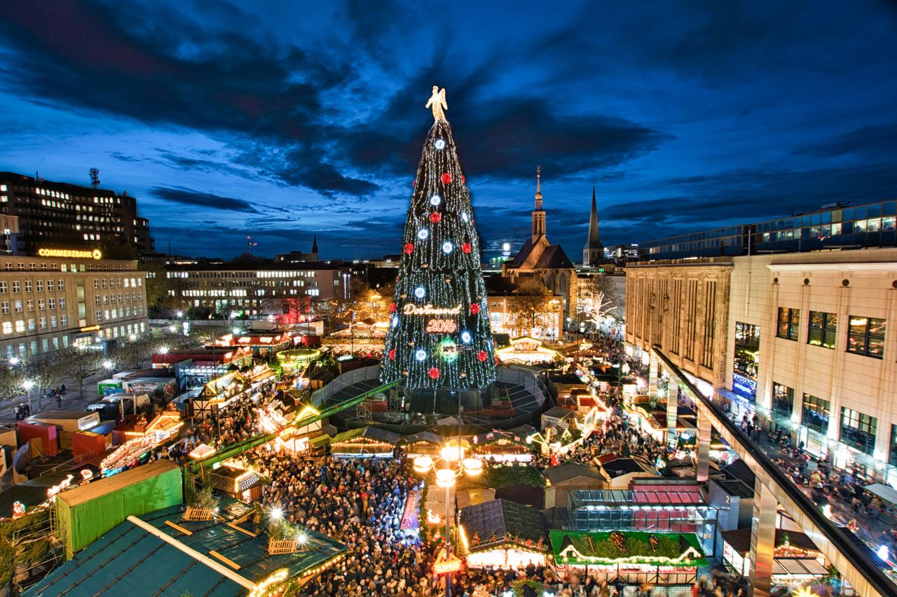 Weihnachtsmarkt Dortmund Bis Wann.Weihnachtsmarkt 2016 2016 Fotos Medienportal Leben In