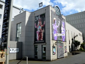 Außenansicht Schauspielhaus Dortmund