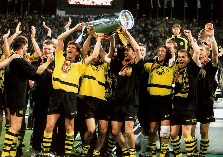 Champions League Dortmund 2021