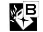Piktogramm der Brandklasse B