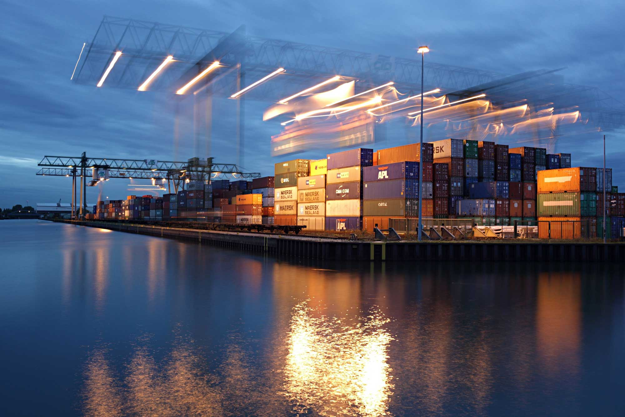 Dortmunder Hafen Partner Hansa Revier Huckarde HRH