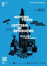 Bilderstrecke: MOVING TYPES - LETTERN IN BEWEGUNG