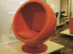 Ball Chair, Eero Aarnio, 1963/65