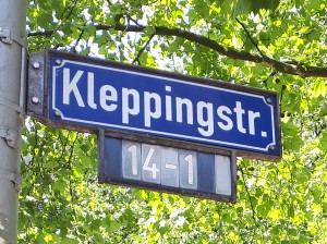 Kleppingstraße